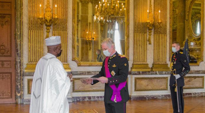 Credit: © Royal Palace, Belgium